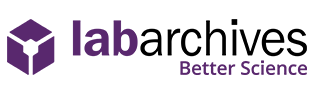 labarchives logo with Better Science tagline